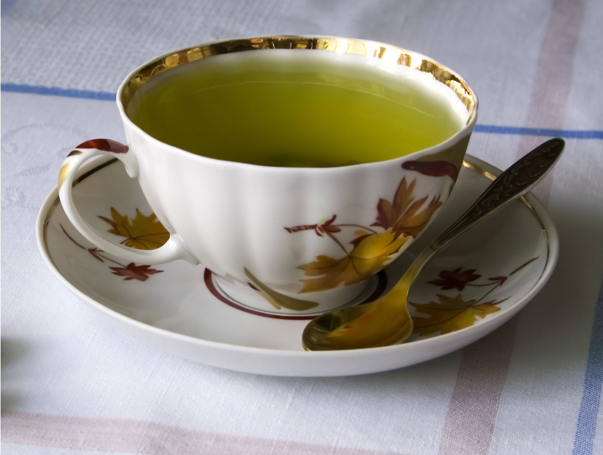 Lose Weight Drinking Green Tea - Tea Gifts & Teaware